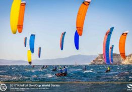 KITEFOIL WORLD CUP TOUR  CAGLIARI