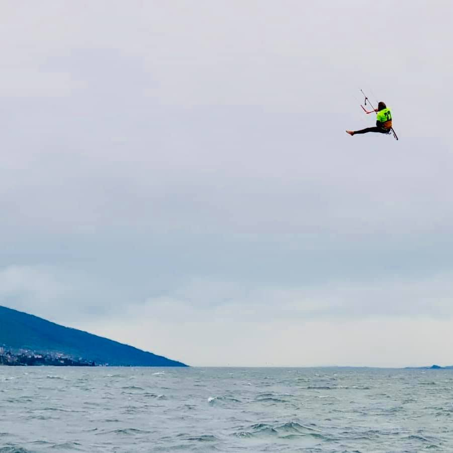 CROTONE 2019 FREESTYLE E BIG AIR