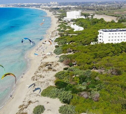 Kite Hydrofoil, a Gallipoli gli Open 2020 U19 e U17