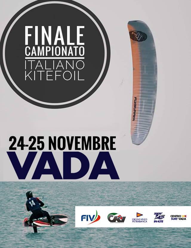 FINALE CAMPIONATO KITEFOIL VADA