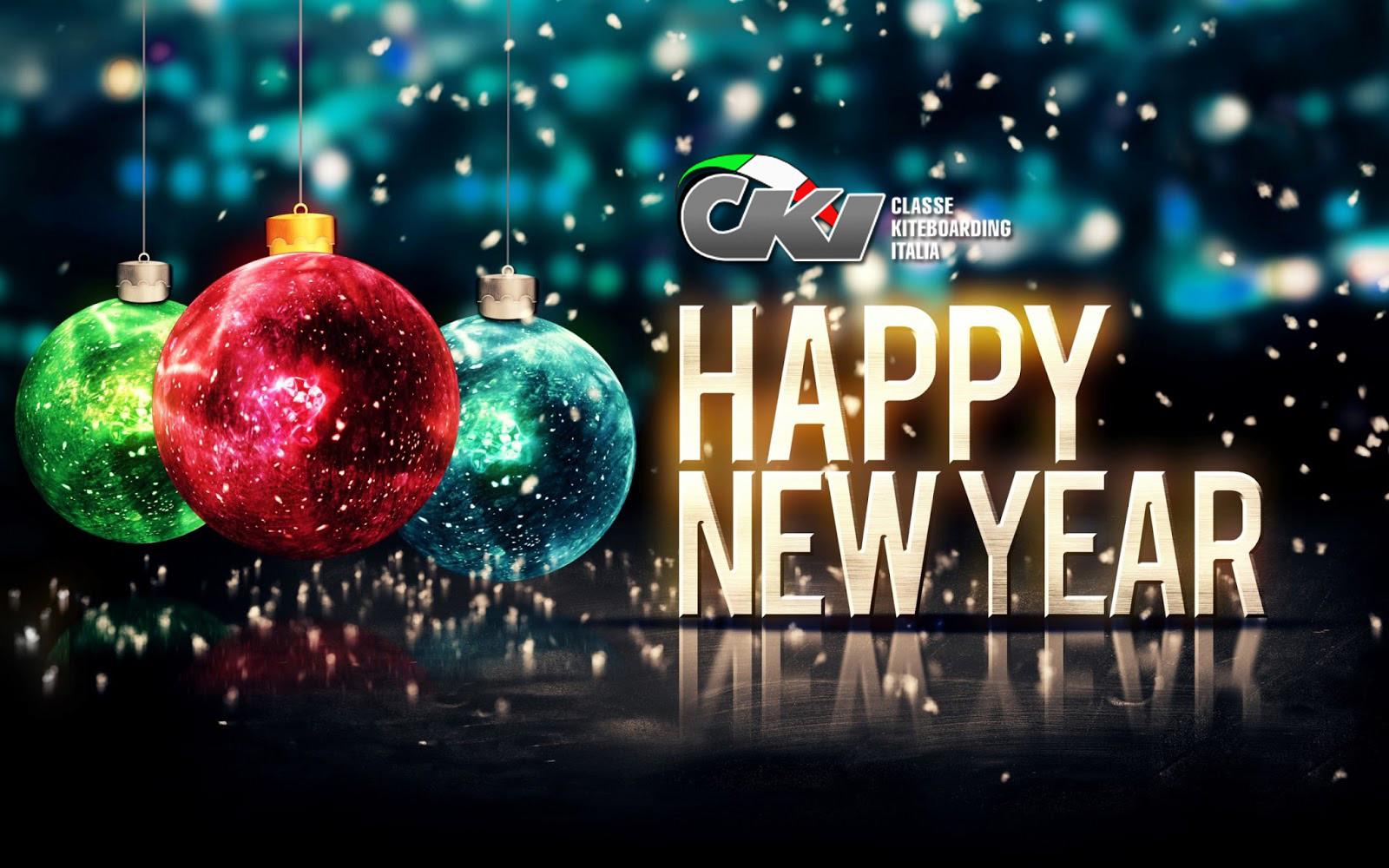 Happy New Year #Cki2018