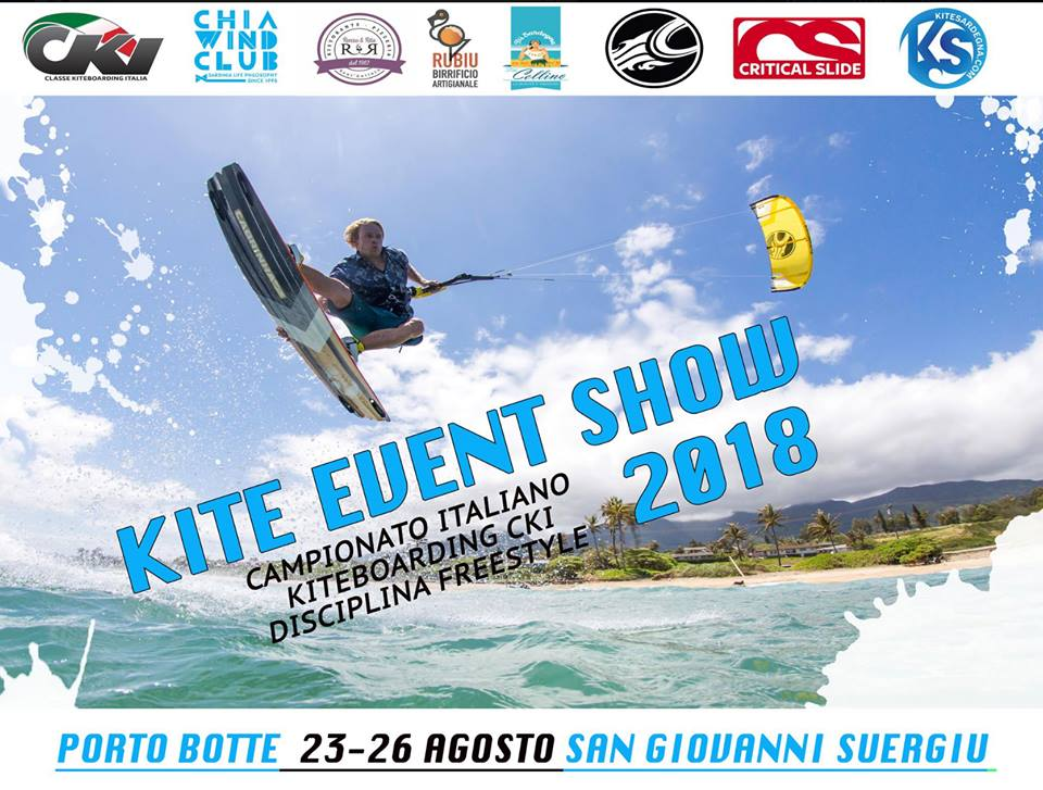 Porto Botte Kite Event Show