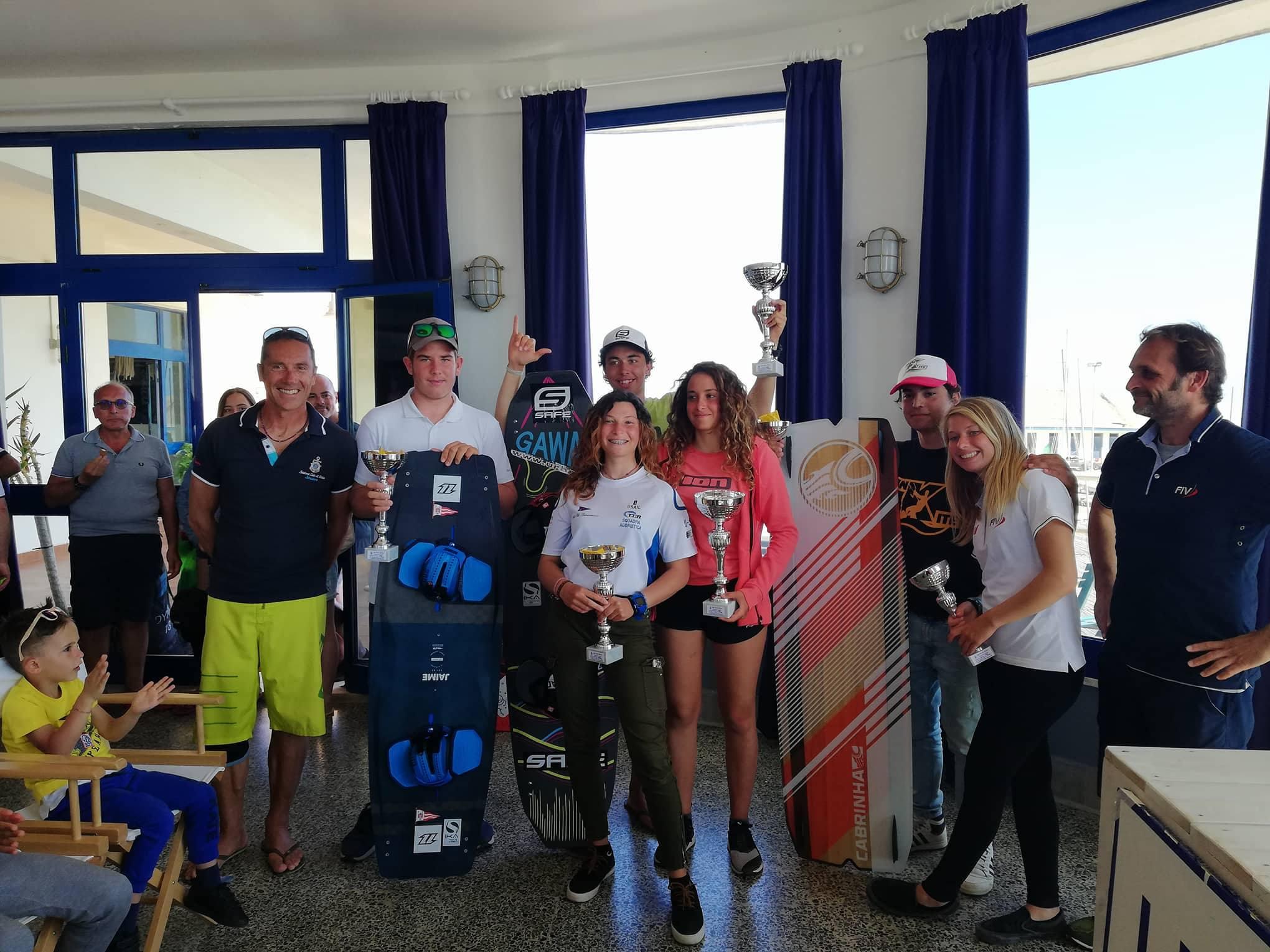 2° tappa il Campionato Italiano TT:R OSTIA