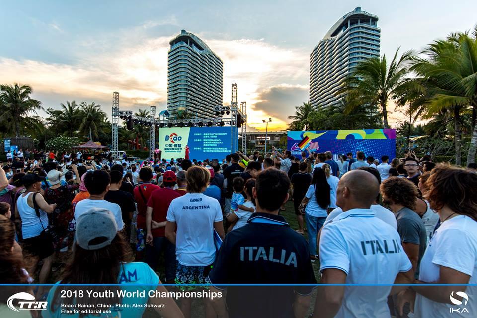 Campionato mondiale TT:R Cina 2018
