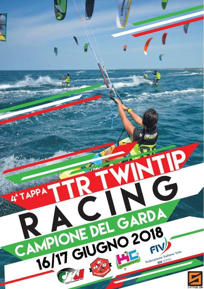 4° TAPPA CAMPIONATO ITALIANO TT:R CAMPIONE DEL GARDA