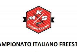2° TAPPA CAMPIONATO ITALIANO FREESTYLE 21/24 GIUGNO 2018