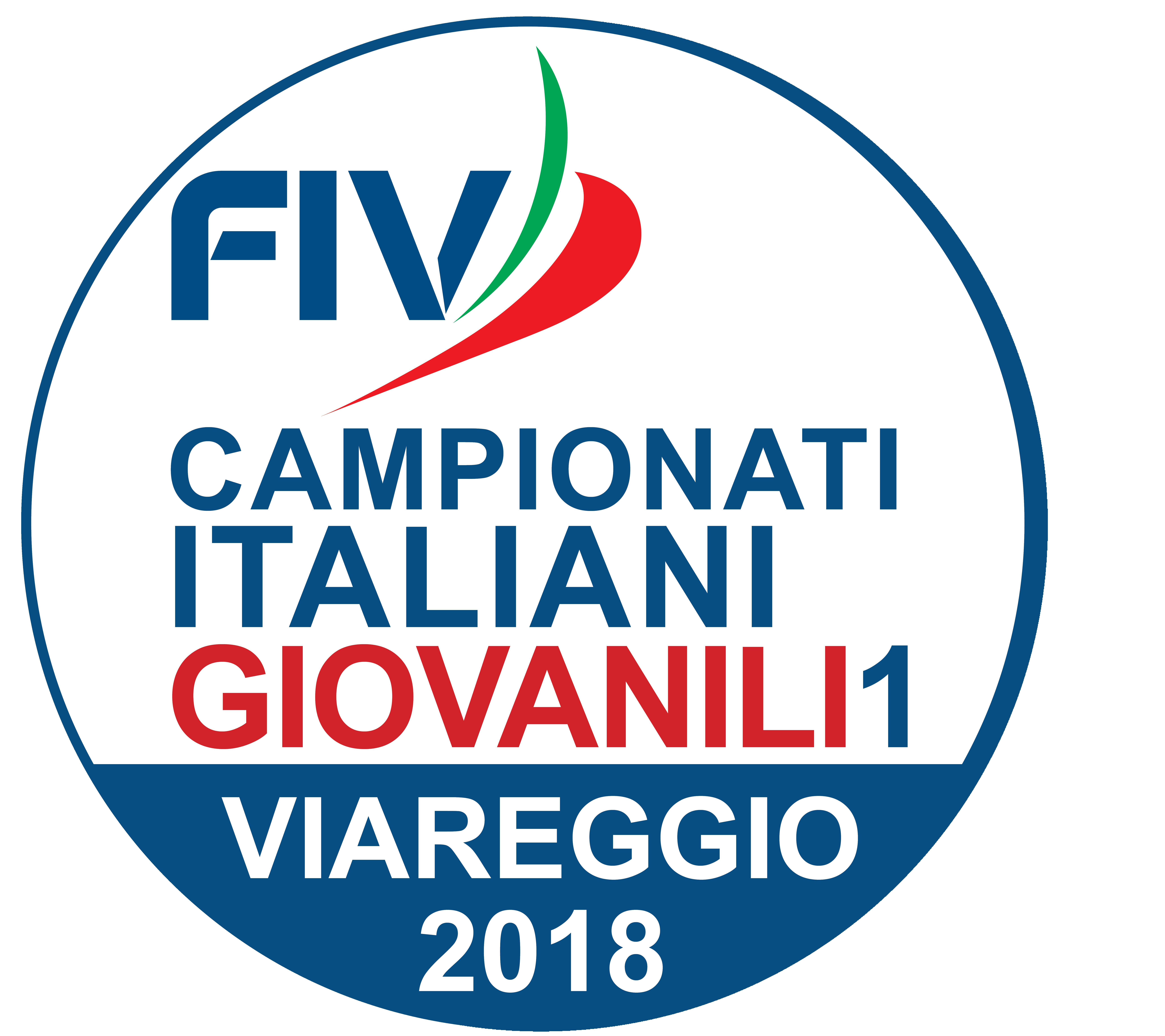 CAMPIONATI ITALIANI GIOVANILI – CLASSI IN SINGOLO