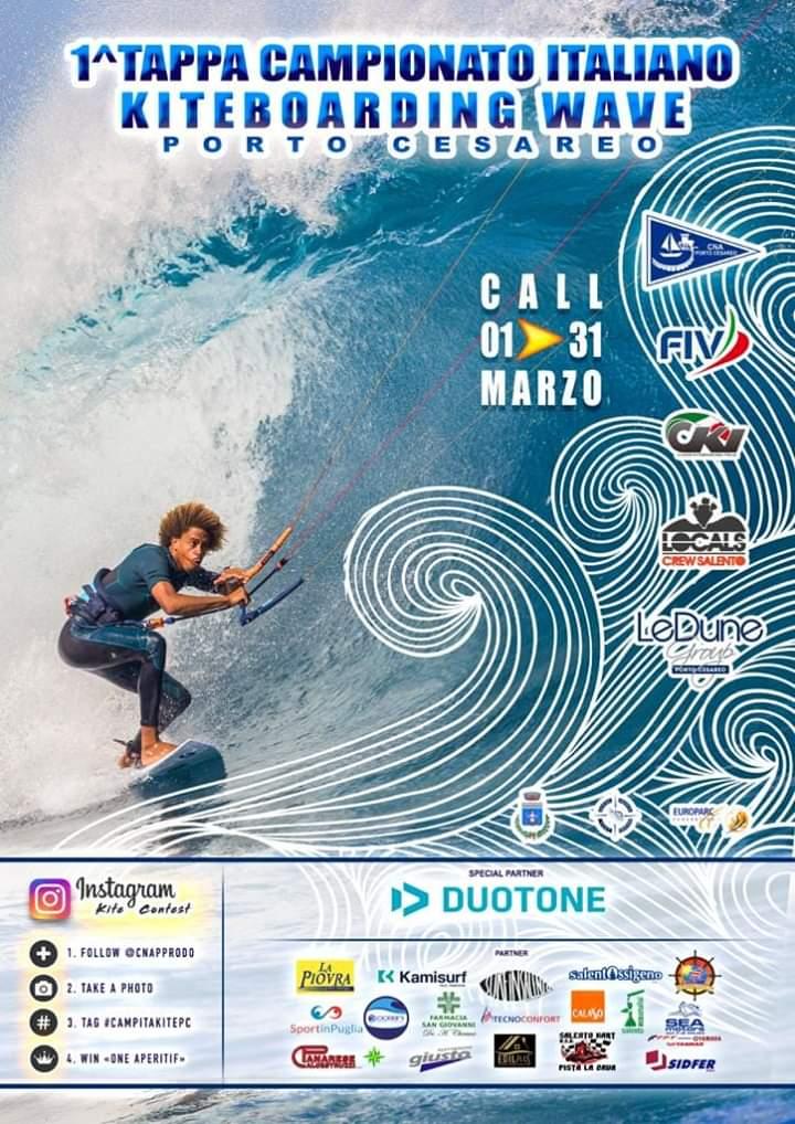 Elenco iscritti I TAPPA Wave