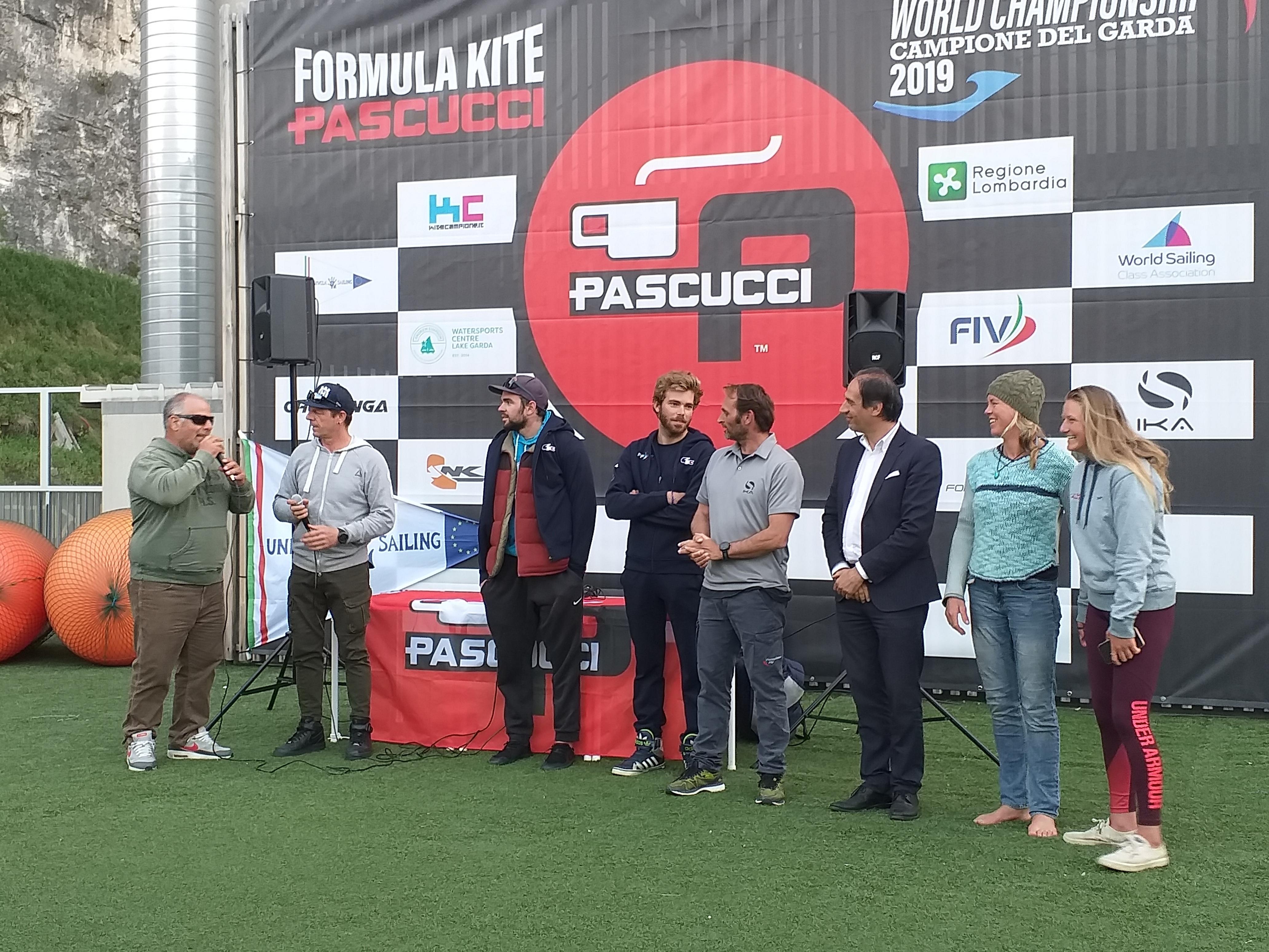 World Championships Campione del Garda, Italy