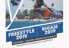 FREESTYLE E BIG AIR CROTONE