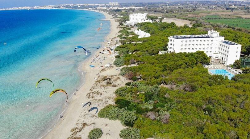 Kite Hydrofoil, a Gallipoli gli Open 2020 U19 e U17