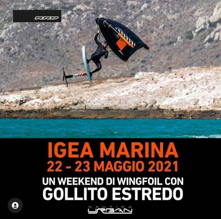 Gollito a Igea Marina