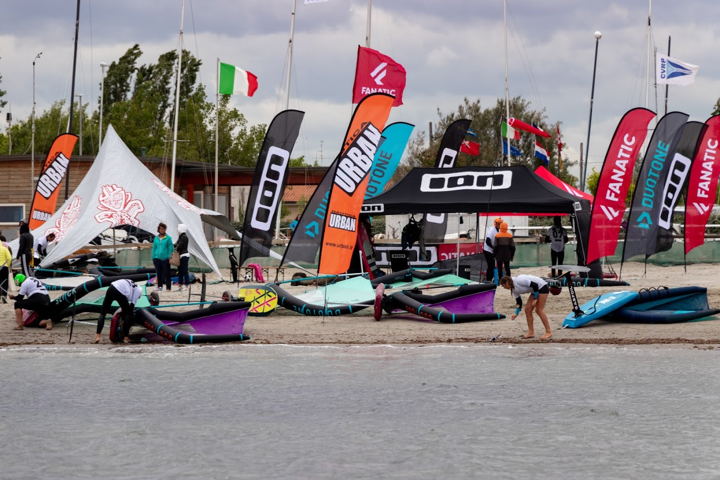 Campionato Italiano Wingfoil di Bellaria-Igea Marina