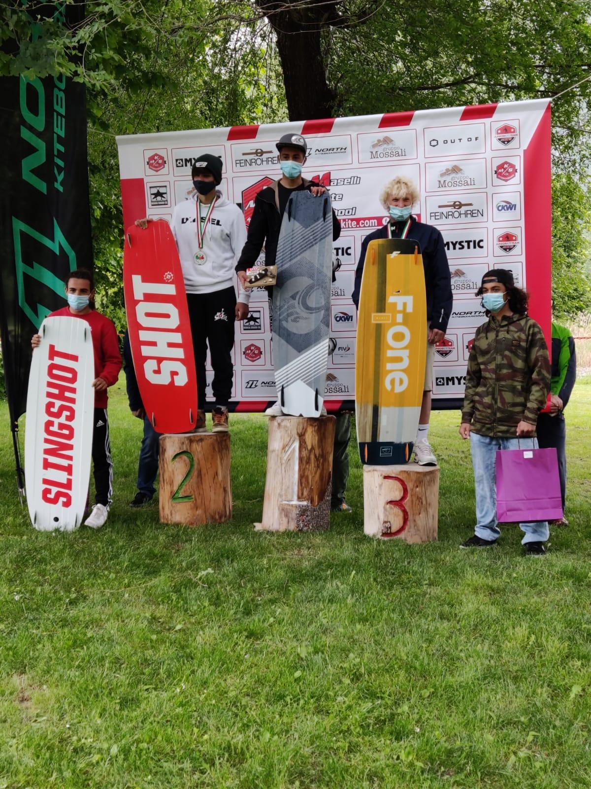 1° Tappa Campionato Italiano Freestyle
