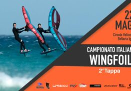 Bando 2° TAPPA Campionato Italiano Wingsport Igea Marina 22/23 MAGGIO 2021