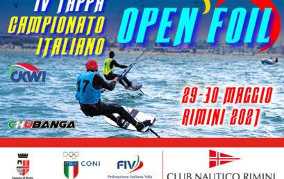 4° Tappa –Club Nautico Rimini Rimini 29/30 maggio